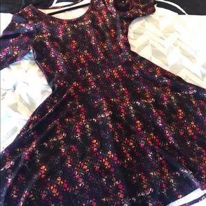 Lula Roe Nicole Dress